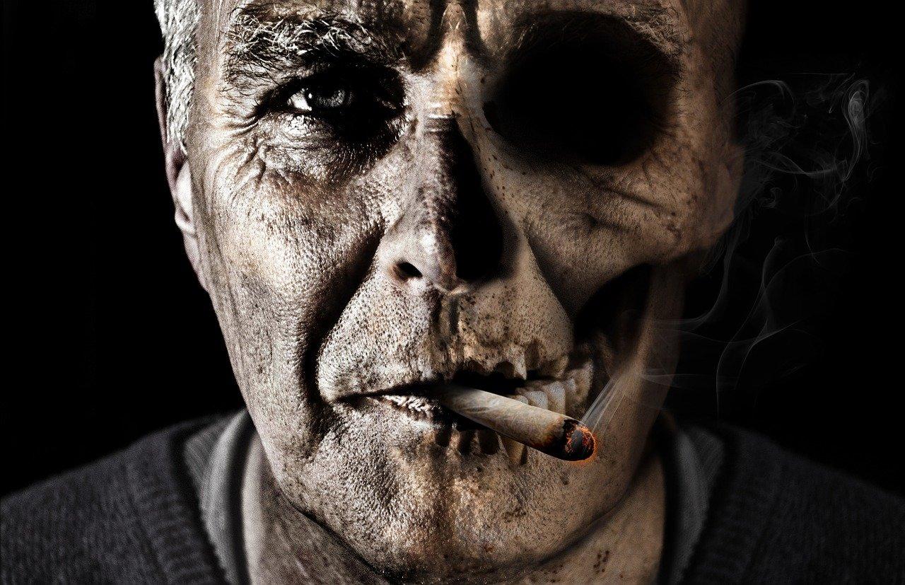 Spaniens Gesundheitsminister warnt Zigaretten übertragen Coronavirus