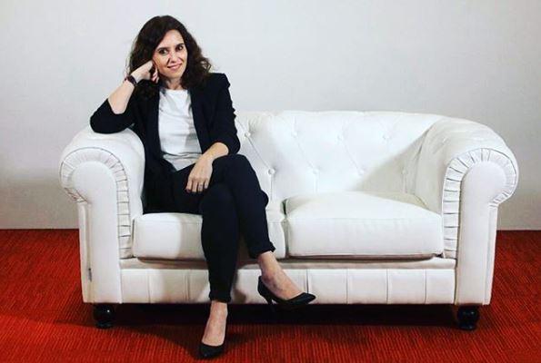 """Präsidentin der Gemeinschaft Madrid Díaz Ayuso spricht in """"Corriere della Sera"""": Man stirbt nicht nur an Covid"""
