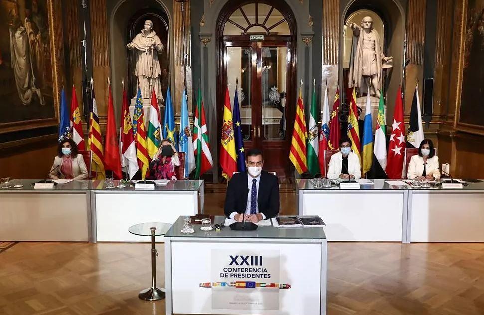 Spanische Regierung genehmigt die einzige Steuererhöhung in der EU wobei die Hälfte bereits für Beamte und Rentner zugesagt wurde