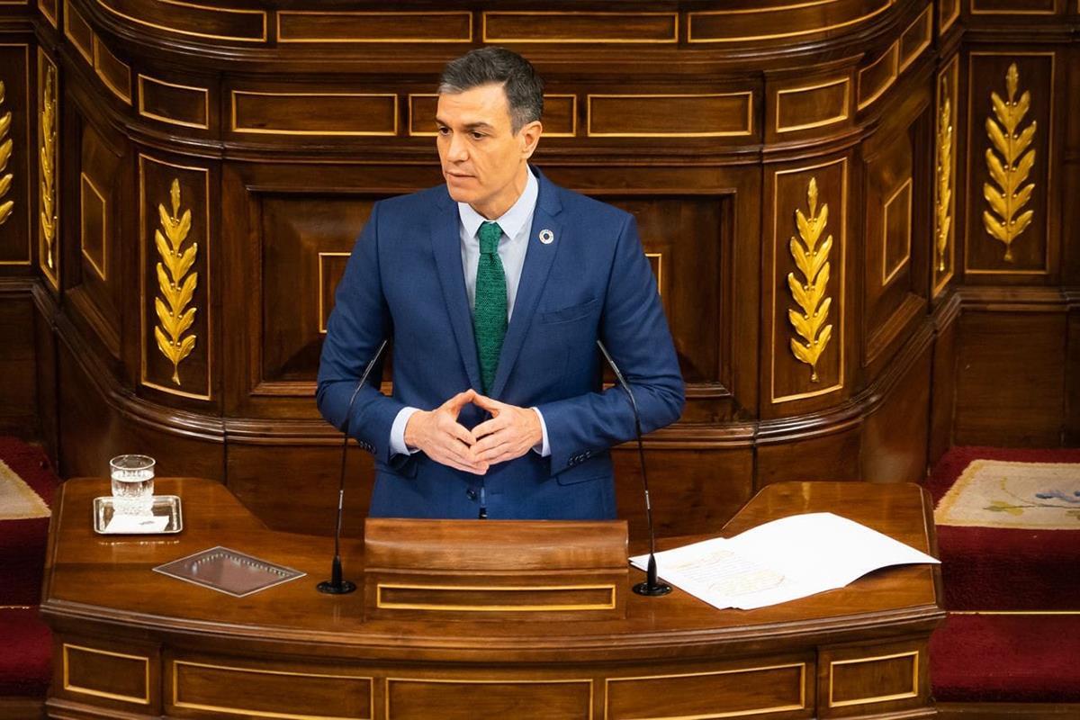 Sánchez kündigt ein Hilfspaket in Höhe von 11 Milliarden Euro für Hotels, Restaurants, Tourismus und kleine Unternehmen an