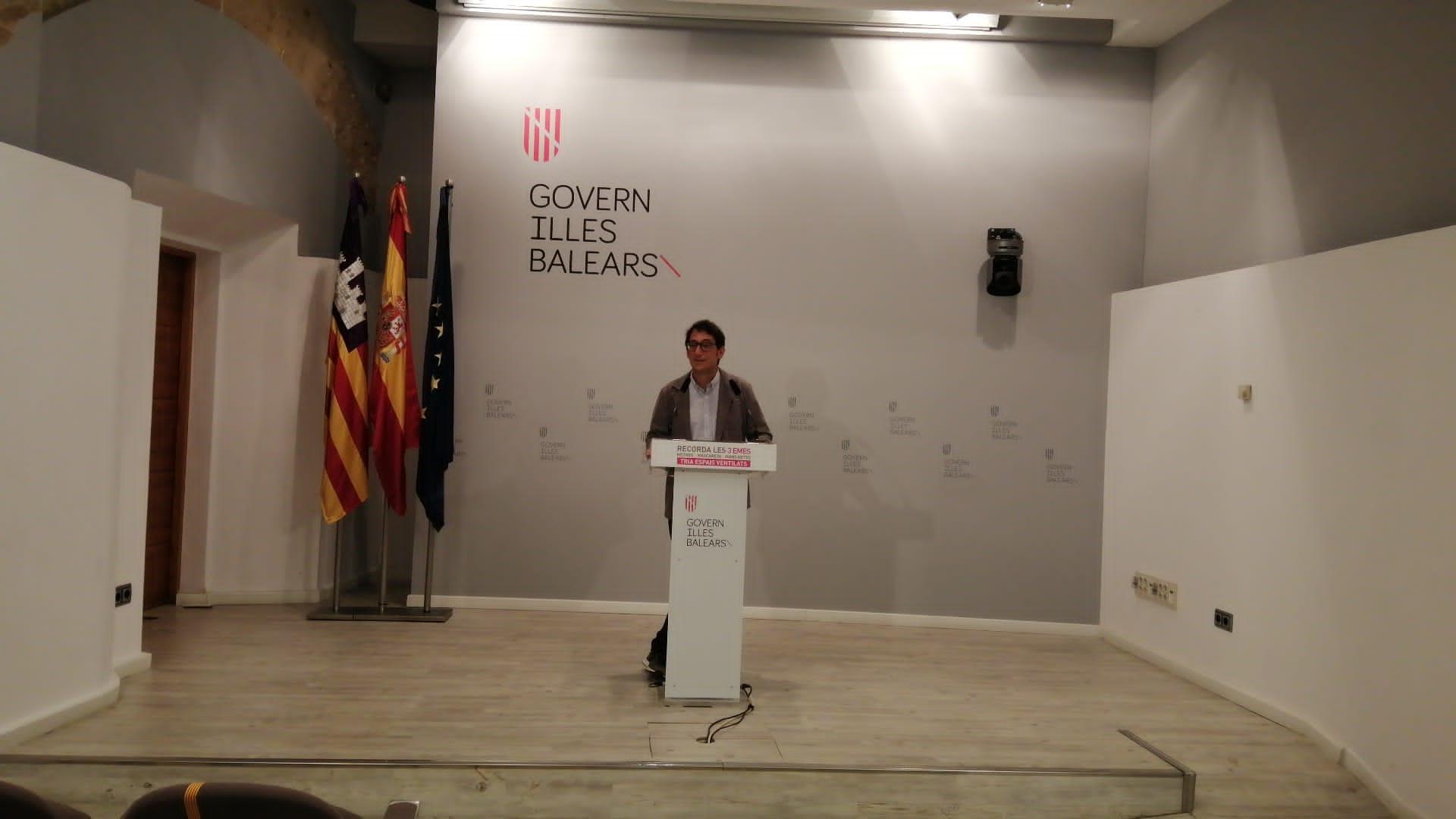 Balearen Ausgangssperren werden zum 6. Juni aufgehoben
