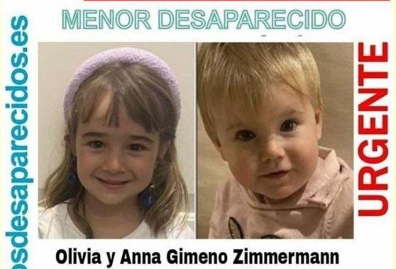 Leiche von Olivia, dem älteren der beiden vermissten Mädchen auf Teneriffa in 1000 Meter Tiefe gefunden