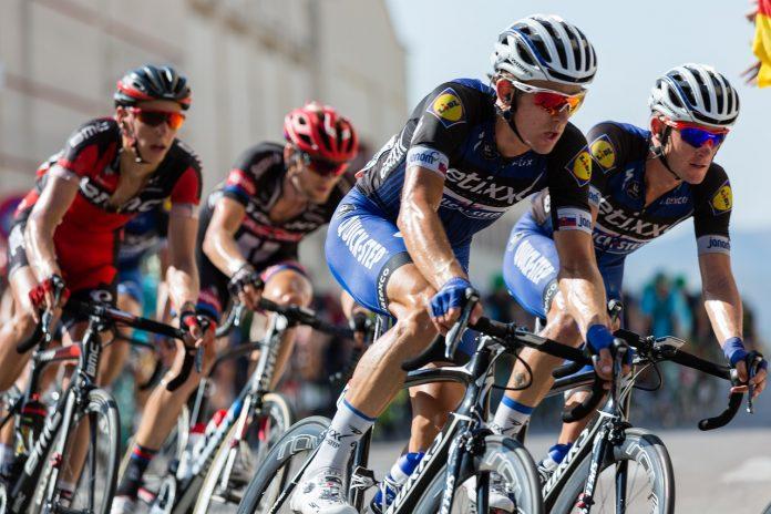 Spanien Rundfahrt La Vuelta