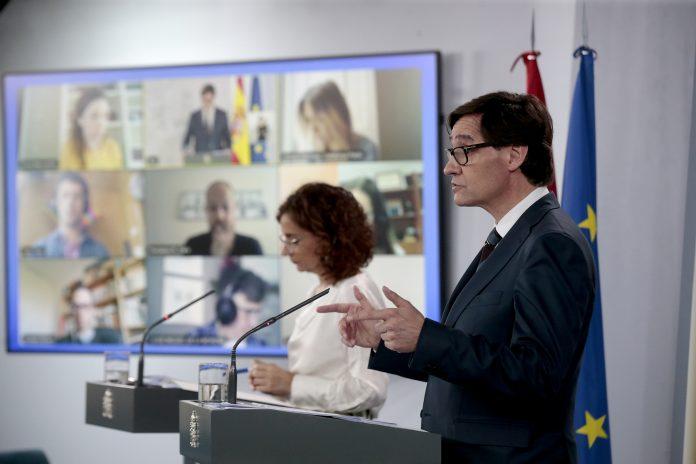 Ex-Gesundheitsminister Salvador Illa