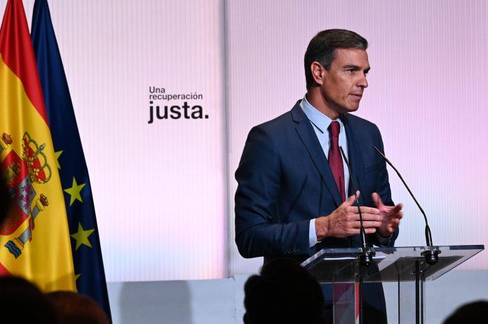 Pedro Sánchez versichert, Strom soll wie im Jahr 2018 kosten